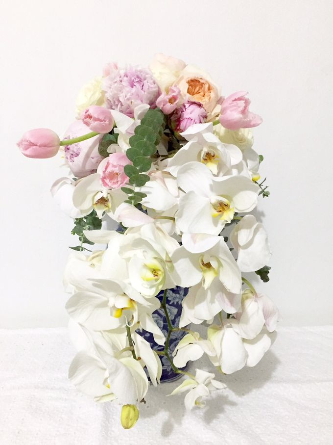Bridal Series by D'Alexandra Flowers - 007