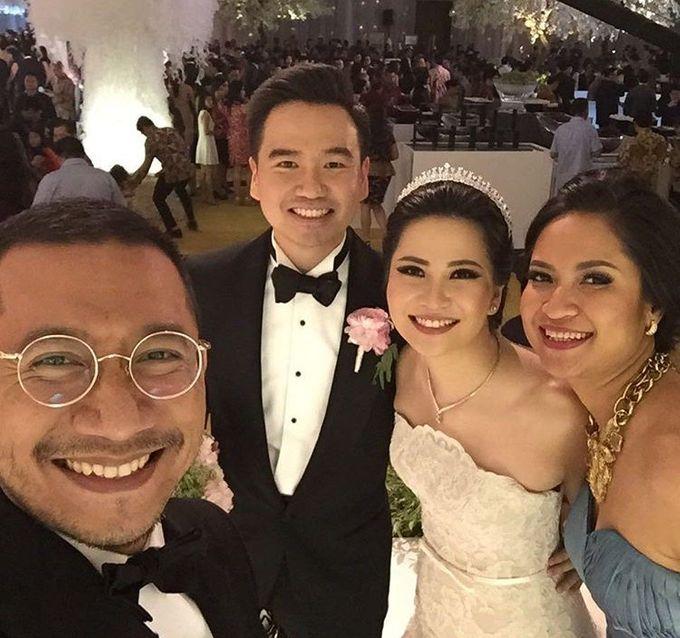 Wedding Reception of Raditya & Amanda by IWP - 002