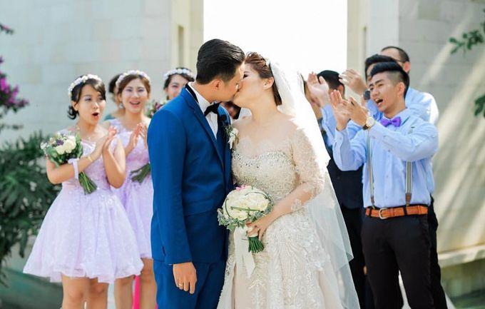 Ade & Julia Wedding by Gazelle Brides - 003