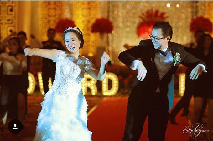 The wedding of Edward & Fanny - Wedding Pontianak by Fernando Edo - 002