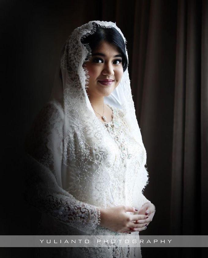 SYIFA & RAYHAN - WEDDING SOLEMNIZATION by Yoga Septa Make Up Artist - 001