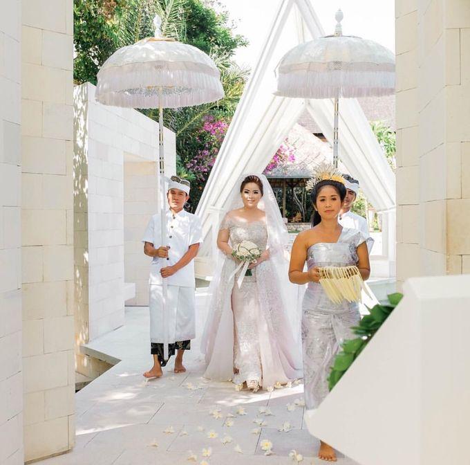 Ade & Julia Wedding by Gazelle Brides - 004