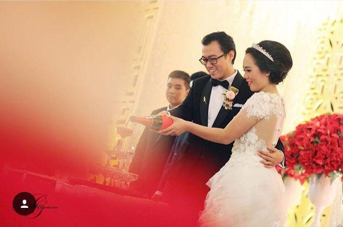 The wedding of Edward & Fanny - Wedding Pontianak by Fernando Edo - 003