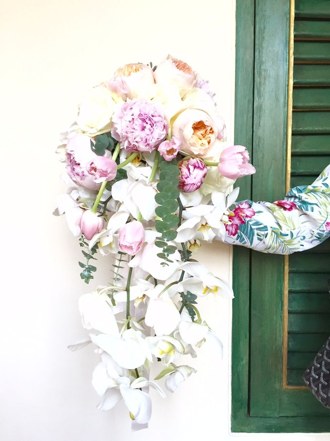 Bridal Series by D'Alexandra Flowers - 008