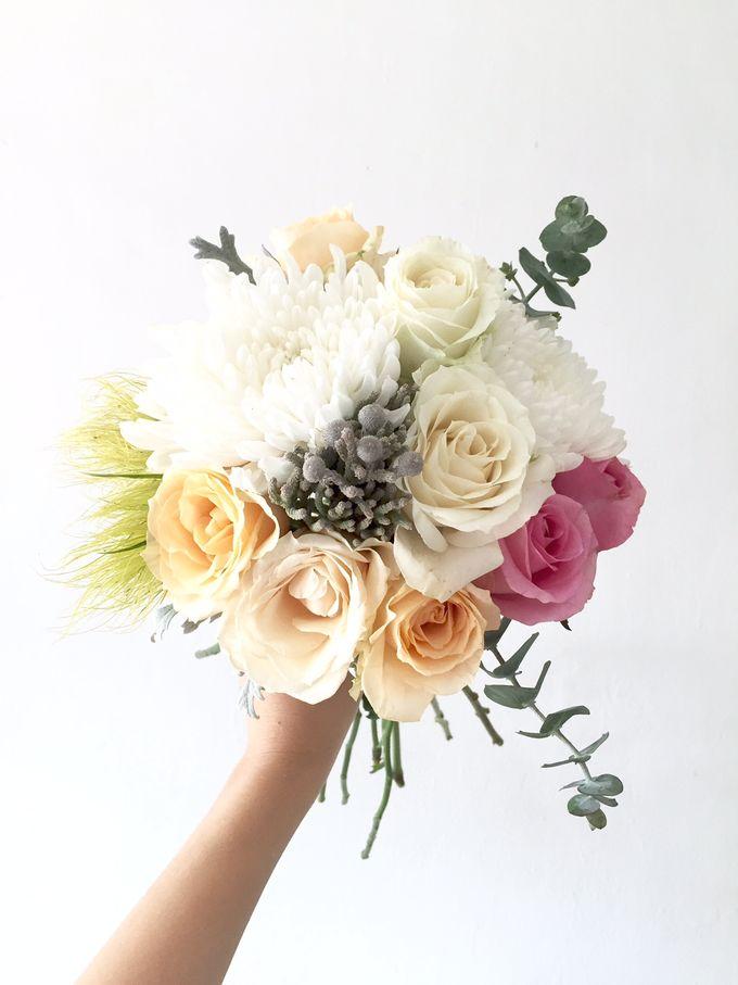Bridal Series by D'Alexandra Flowers - 009