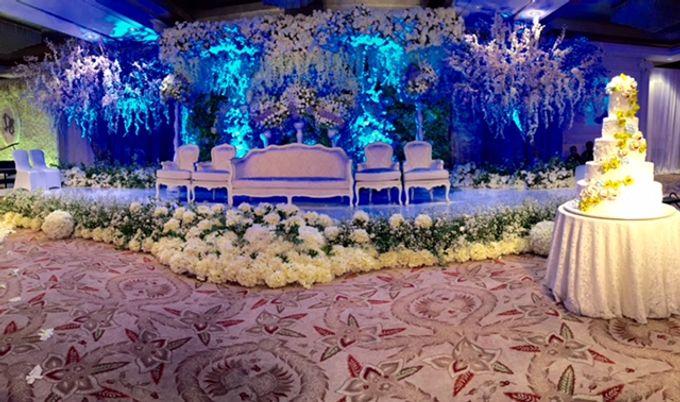 The Wedding of Davin & Oliv - Never ending Party by Fernando Edo - 001