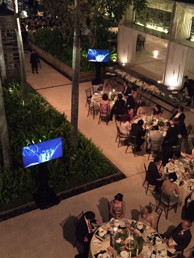 The Wedding of Wilson Pesik & Vania Larissa by Focus Production - 003