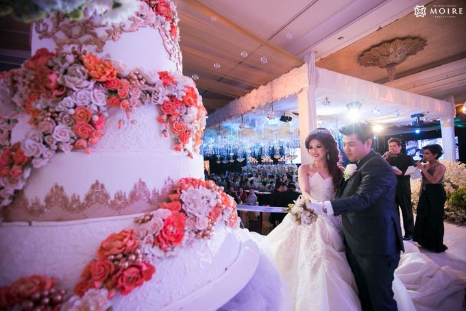 WEDDING OF FUSAN & CELINE by Angie's Cake - 002
