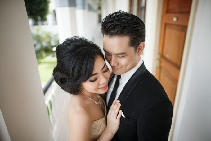 Prewed - Leo & Vanessa by Makeup by Ie - 004