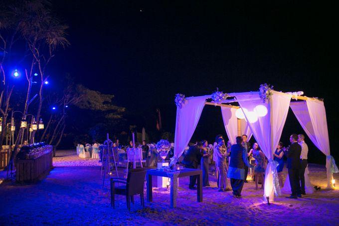 WEDDING OF EMYLIA & AHMED by Courtyard by Marriott Bali Nusa Dua - 025