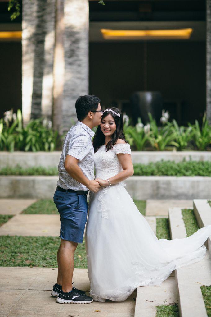 Wedding of Lin Kunkun and Yang Yiqiu by Courtyard by Marriott Bali Nusa Dua - 011