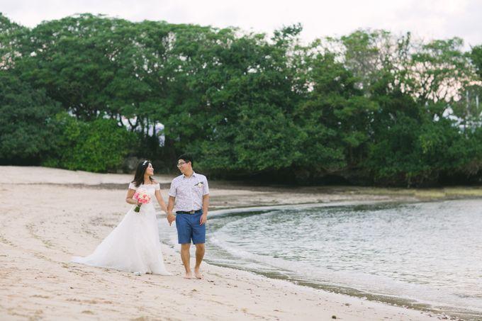 Wedding of Lin Kunkun and Yang Yiqiu by Courtyard by Marriott Bali Nusa Dua - 013