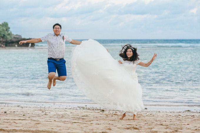 Wedding of Lin Kunkun and Yang Yiqiu by Courtyard by Marriott Bali Nusa Dua - 014