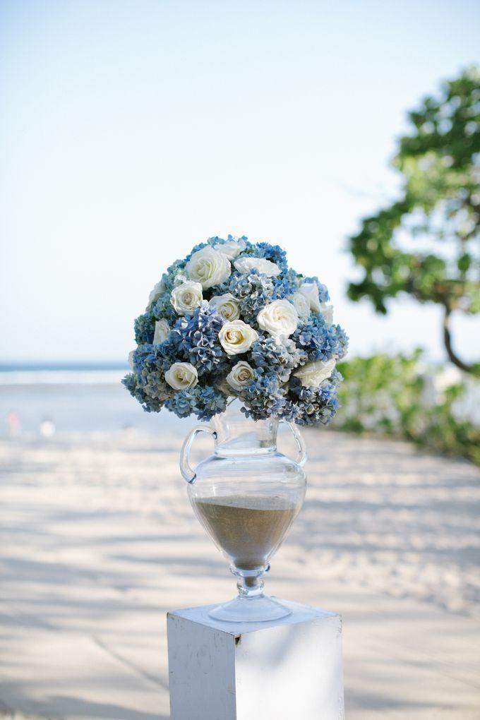 WEDDING OF OLGA & BRETT by Courtyard by Marriott Bali Nusa Dua - 010