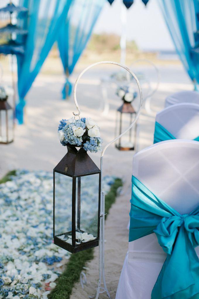 WEDDING OF OLGA & BRETT by Courtyard by Marriott Bali Nusa Dua - 012