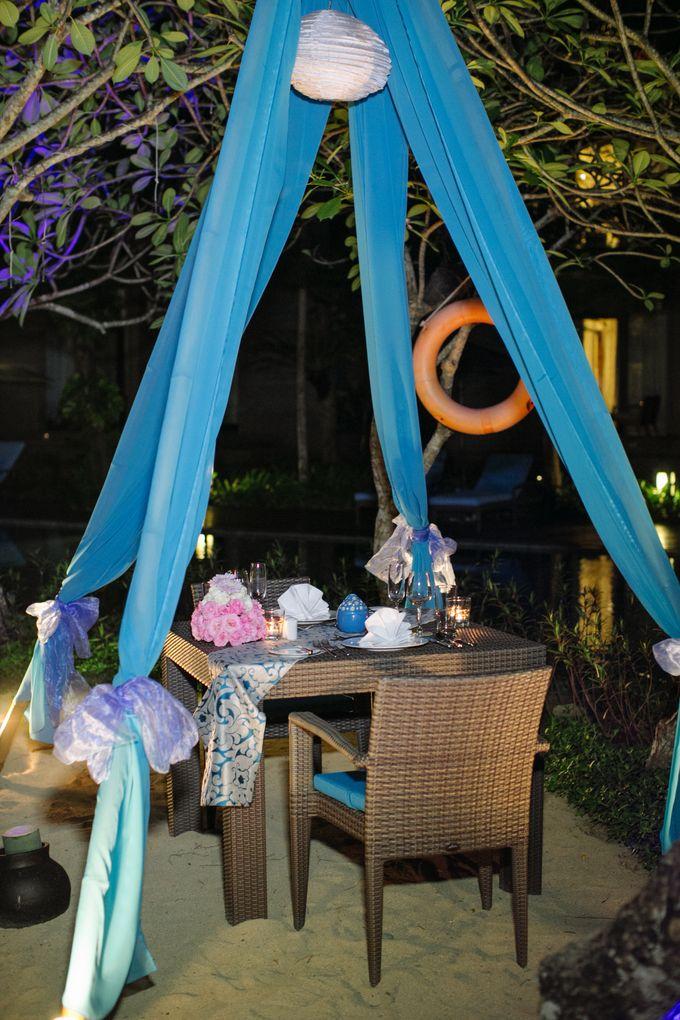 WEDDING OF OLGA & BRETT by Courtyard by Marriott Bali Nusa Dua - 017