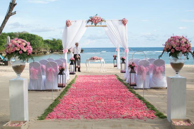 WEDDING OF GEMMA & DARREN by Courtyard by Marriott Bali Nusa Dua - 002