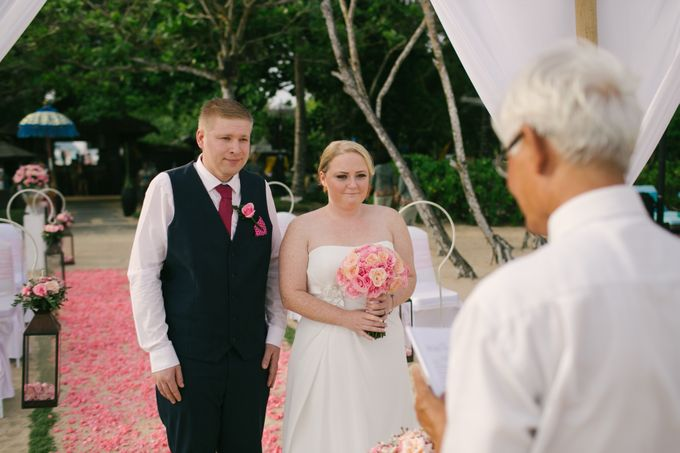 WEDDING OF GEMMA & DARREN by Courtyard by Marriott Bali Nusa Dua - 006