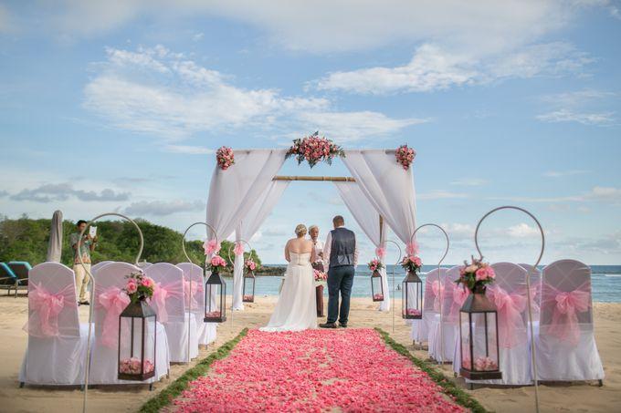 WEDDING OF GEMMA & DARREN by Courtyard by Marriott Bali Nusa Dua - 007