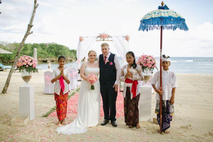 WEDDING OF GEMMA & DARREN by Courtyard by Marriott Bali Nusa Dua - 010