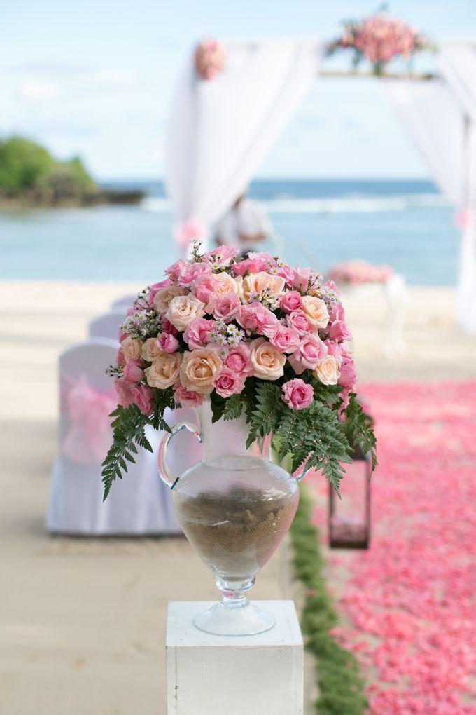 WEDDING OF GEMMA & DARREN by Courtyard by Marriott Bali Nusa Dua - 005