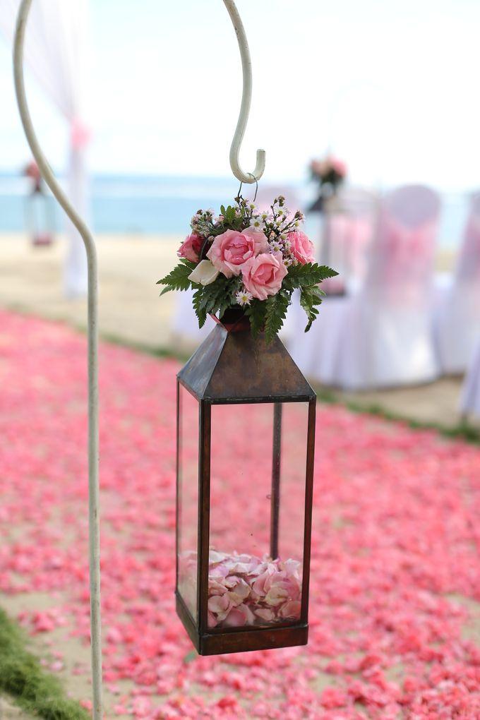 WEDDING OF GEMMA & DARREN by Courtyard by Marriott Bali Nusa Dua - 023