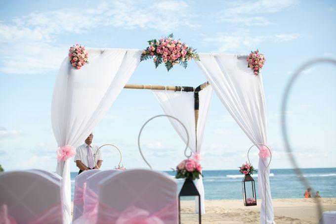 WEDDING OF GEMMA & DARREN by Courtyard by Marriott Bali Nusa Dua - 008