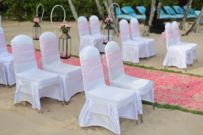 WEDDING OF GEMMA & DARREN by Courtyard by Marriott Bali Nusa Dua - 022