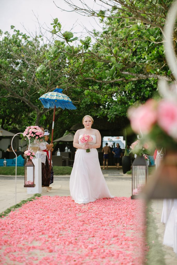 WEDDING OF GEMMA & DARREN by Courtyard by Marriott Bali Nusa Dua - 019