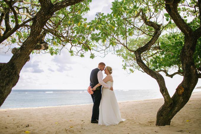 WEDDING OF GEMMA & DARREN by Courtyard by Marriott Bali Nusa Dua - 015