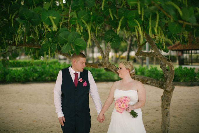 WEDDING OF GEMMA & DARREN by Courtyard by Marriott Bali Nusa Dua - 020
