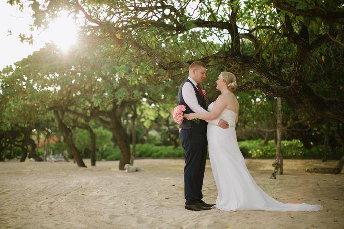 WEDDING OF GEMMA & DARREN by Courtyard by Marriott Bali Nusa Dua - 018