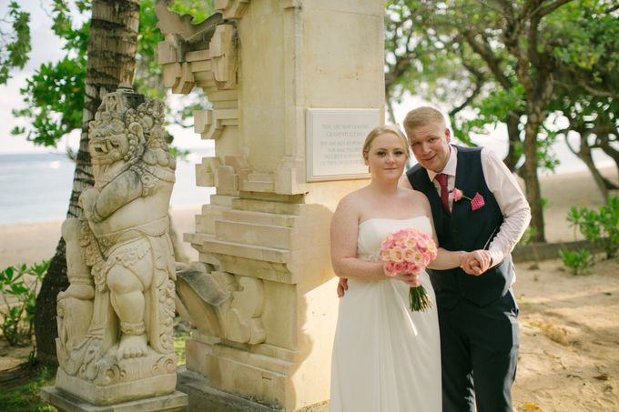 WEDDING OF GEMMA & DARREN by Courtyard by Marriott Bali Nusa Dua - 003