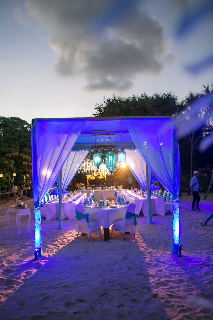 Intimate Dinner on the Beach by Courtyard by Marriott Bali Nusa Dua - 005