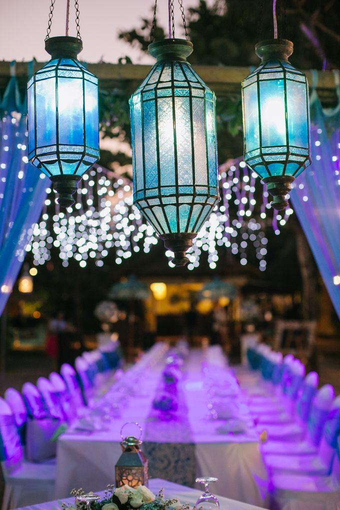 Blue Arrangement by Courtyard by Marriott Bali Nusa Dua - 002