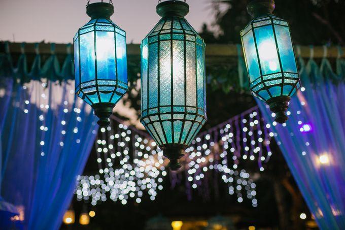 Blue Arrangement by Courtyard by Marriott Bali Nusa Dua - 001