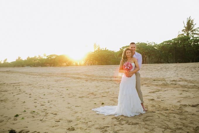 WEDDING OF TIFFANY & MICHAEL by Courtyard by Marriott Bali Nusa Dua - 006