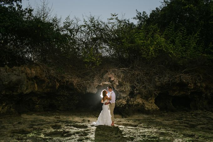 WEDDING OF TIFFANY & MICHAEL by Courtyard by Marriott Bali Nusa Dua - 017