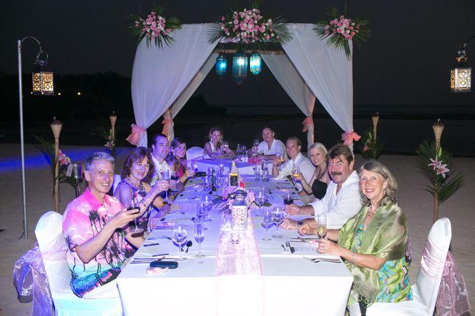 WEDDING OF TIFFANY & MICHAEL by Courtyard by Marriott Bali Nusa Dua - 005