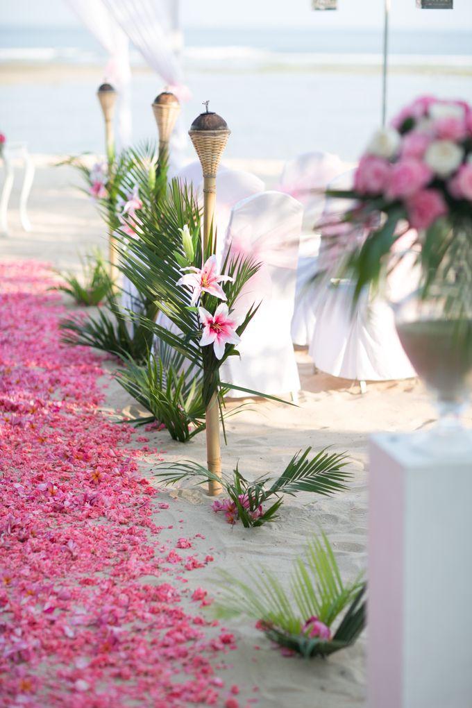 WEDDING OF TIFFANY & MICHAEL by Courtyard by Marriott Bali Nusa Dua - 012