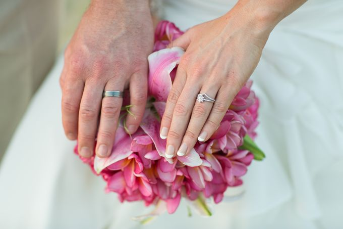 WEDDING OF TIFFANY & MICHAEL by Courtyard by Marriott Bali Nusa Dua - 015