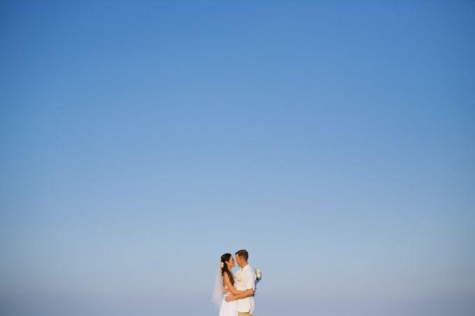 WEDDING OF OLGA & BRETT by Courtyard by Marriott Bali Nusa Dua - 014