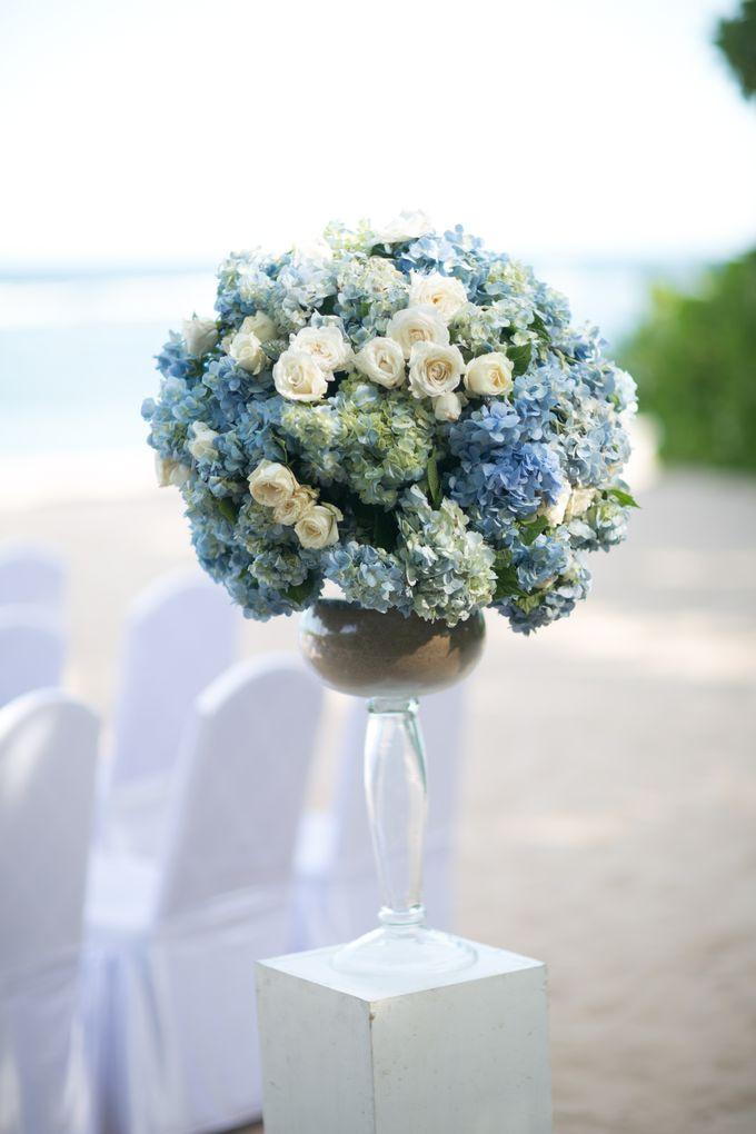 WEDDING OF YUKIE & RICHARD by Courtyard by Marriott Bali Nusa Dua - 002