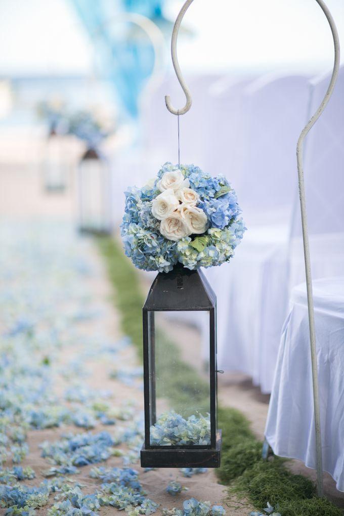 WEDDING OF YUKIE & RICHARD by Courtyard by Marriott Bali Nusa Dua - 005