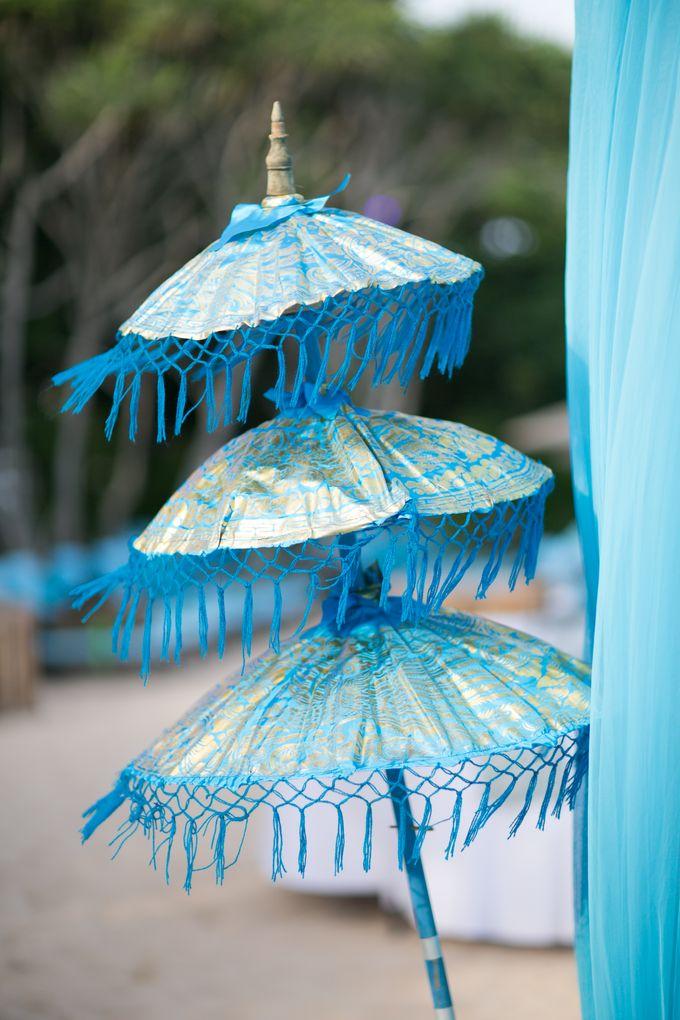 WEDDING OF YUKIE & RICHARD by Courtyard by Marriott Bali Nusa Dua - 019