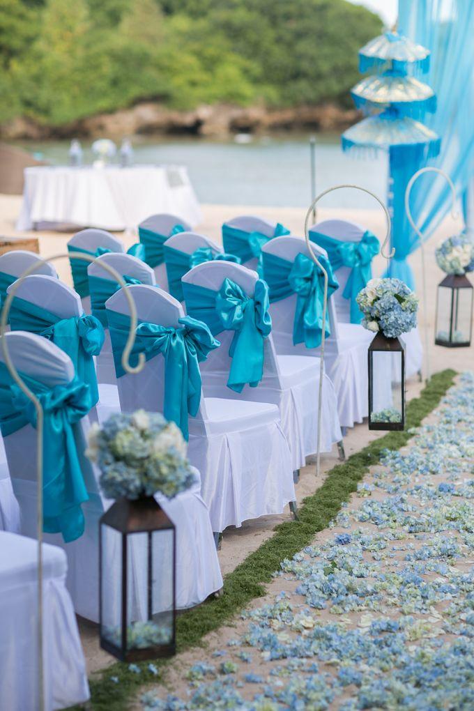 WEDDING OF YUKIE & RICHARD by Courtyard by Marriott Bali Nusa Dua - 008