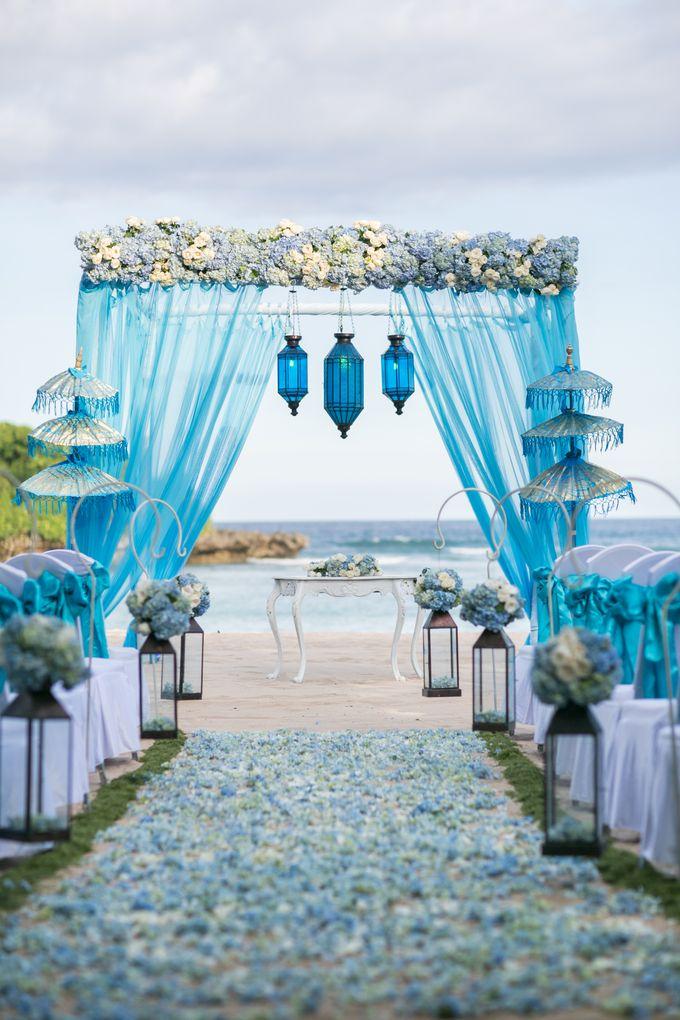 WEDDING OF YUKIE & RICHARD by Courtyard by Marriott Bali Nusa Dua - 018