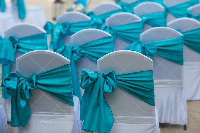 WEDDING OF YUKIE & RICHARD by Courtyard by Marriott Bali Nusa Dua - 009