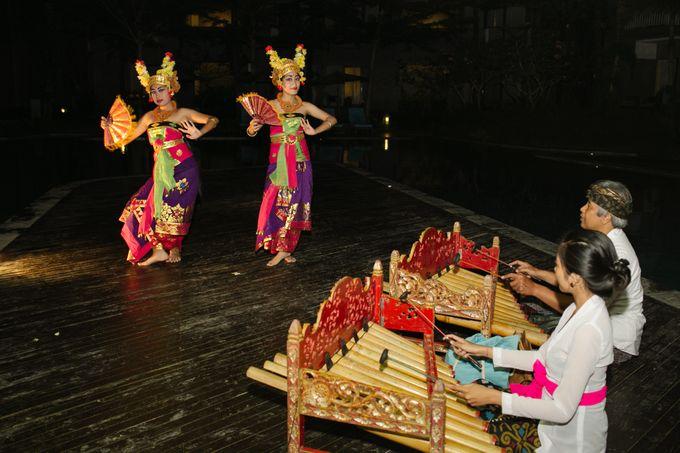 WEDDING OF OLGA & BRETT by Courtyard by Marriott Bali Nusa Dua - 002