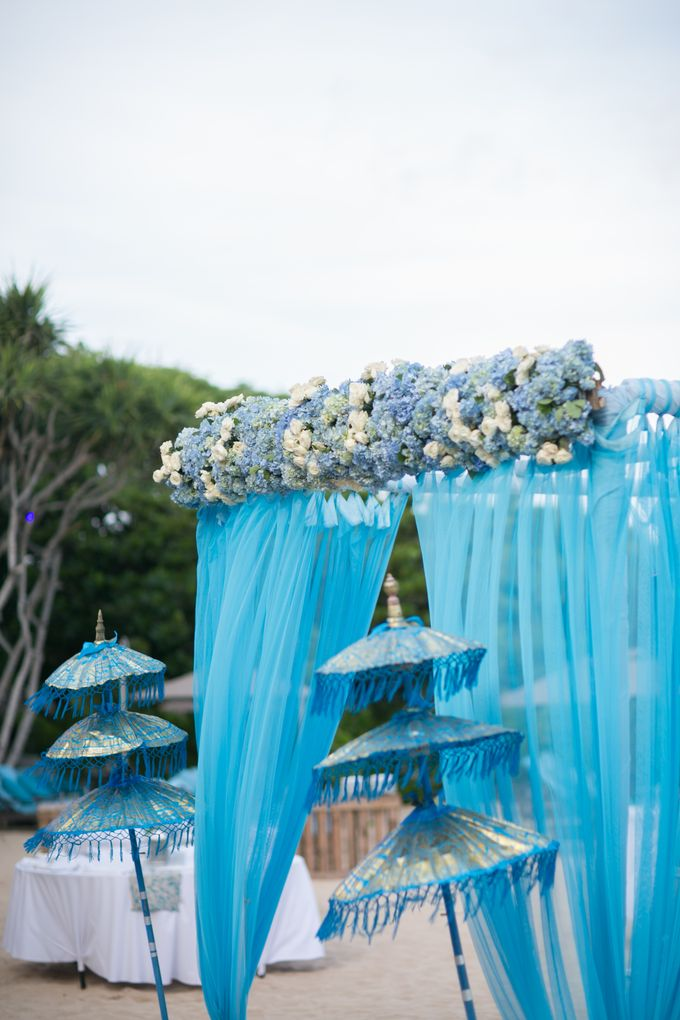WEDDING OF YUKIE & RICHARD by Courtyard by Marriott Bali Nusa Dua - 010